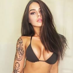 renee stripper brunette hunter valley